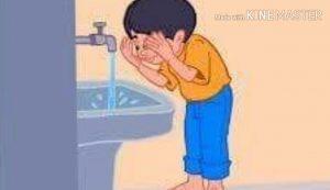 ما هو تفسير رؤية غسل الوجه في المنام